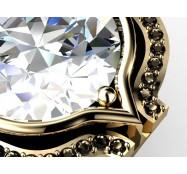 10CT DIAMOND RING
