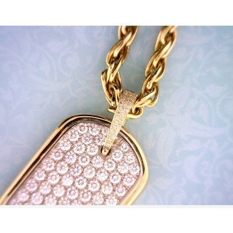 DIAMONDS PENDANT